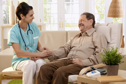 In home medical healthcare